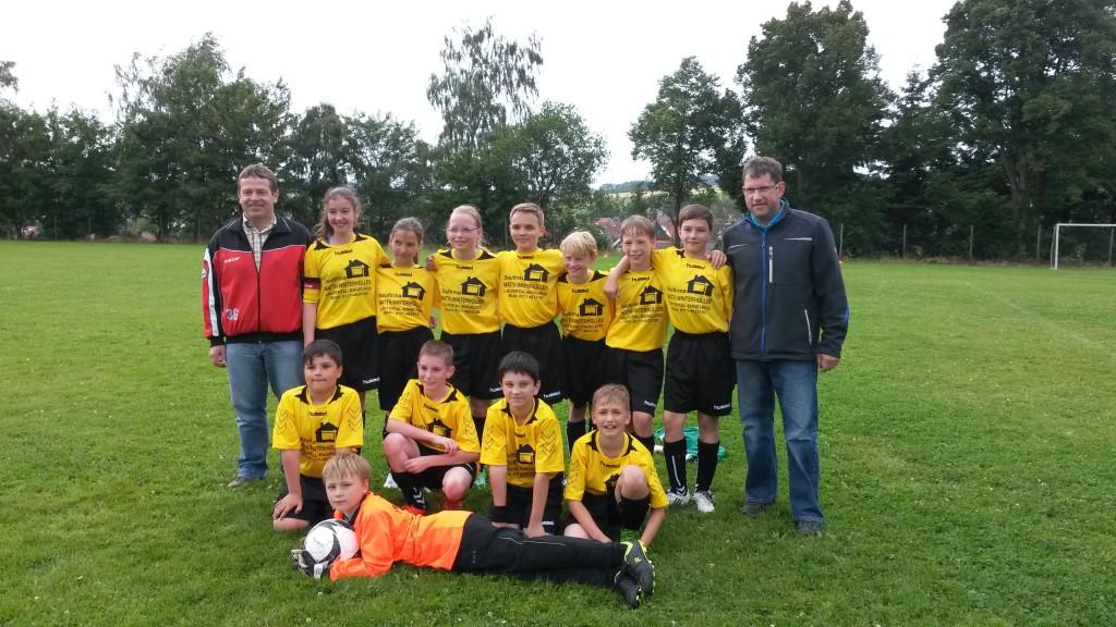 D-Jugend 2014/2015 JSG Vogelsberg II