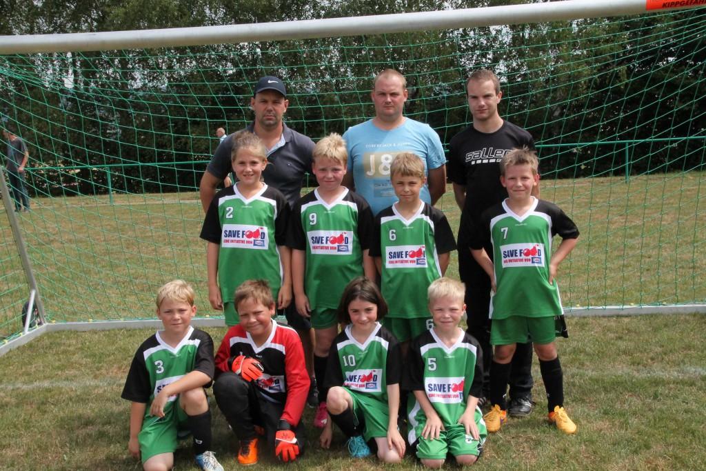 F-Jugend 2014/2015 JSG Vogelsberg II