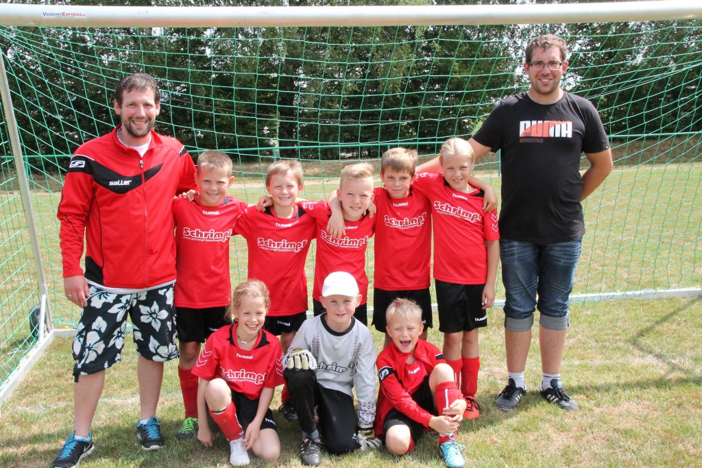 F-Jugend 2014/2015 JSG Vogelsberg I