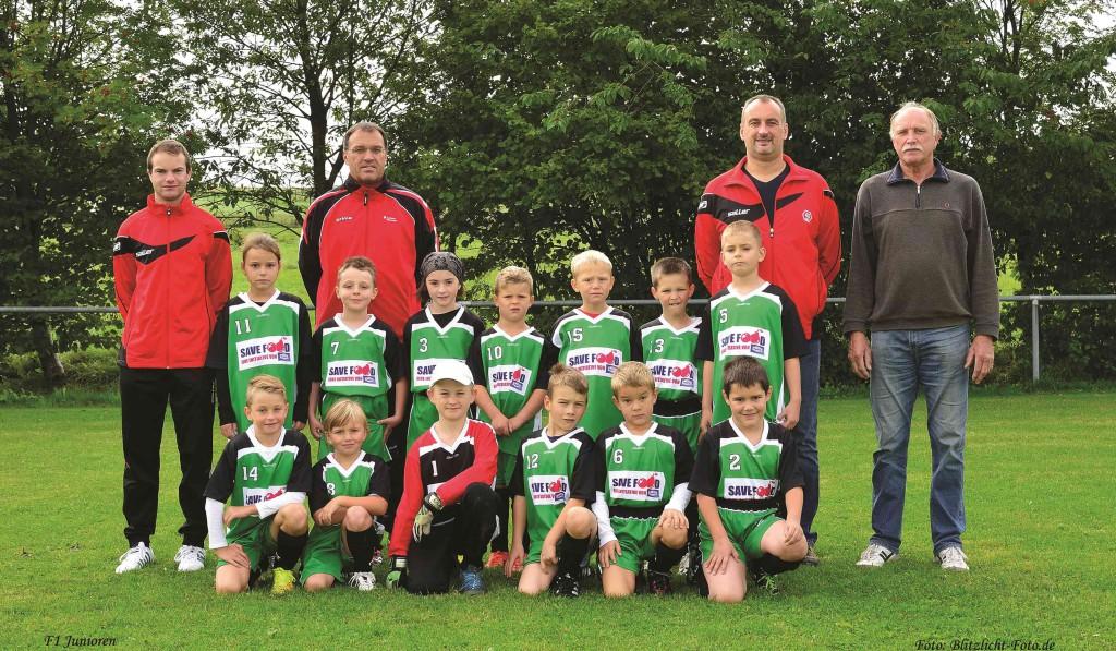 F-Jugend 2015/2016 JSG Vogelsberg I
