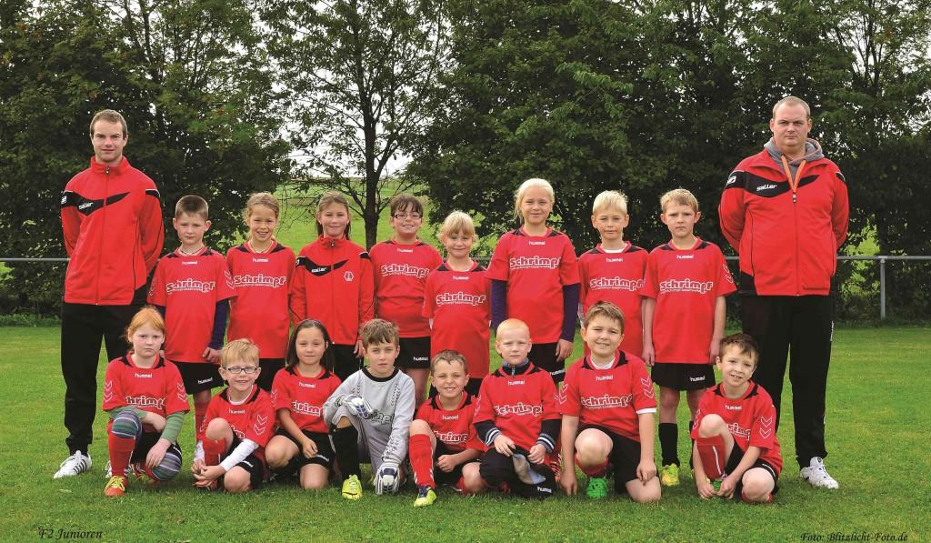 F-Jugend 2015/2016 JSG Vogelsberg II